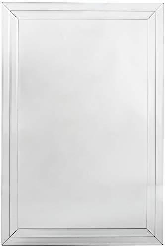 Premier Housewares - Espejo Biselado Pared 60 x 90