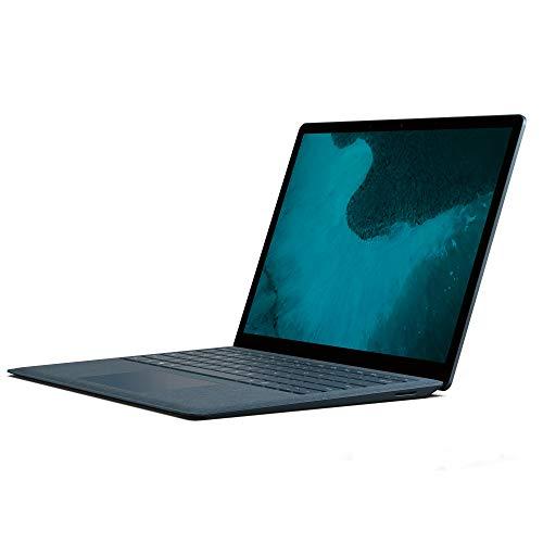Microsoft Surface Laptop 2, 34,29 cm (13,5 Zoll) Laptop (Intel Core i5, 8GB RAM, 256GB SSD, Win 10 Home) Kobalt Blau