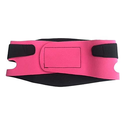 TOOGOO Masque Anti-Rides Bandage Haute élasticité Ultra-Mince Respirant pour Visage de Levage Bandage de Levage Svelte pour Joue et Menton Mise en Forme V Visage Taille Universelle