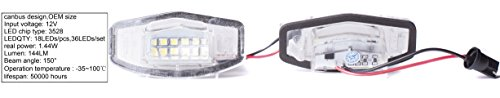 smd-led-luces-de-matricula-para-honda-civic