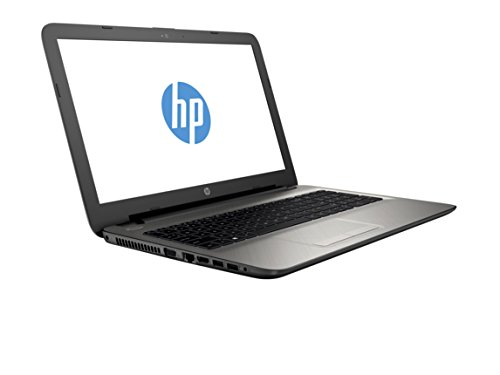 HP 15-AY543TU 15.6-inch Laptop (Core i3-6006U/4GB/1TB/Windows 10 with Pre-installed MS Office Home and Student 2016/Integrated Graphics), Silver