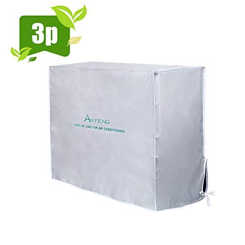 HOMEWINS - Cubierta Exterior Aire Acondicionado Antipolvo