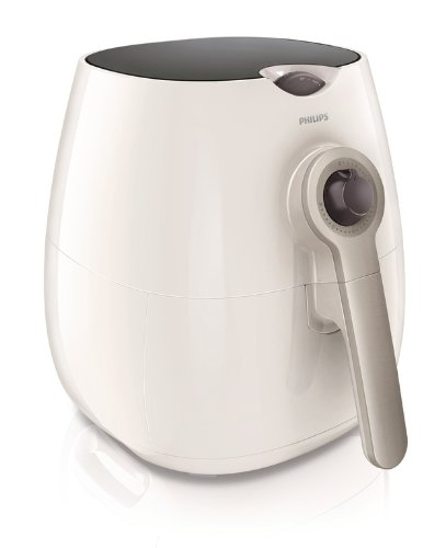 Philips aria calda-Fritteuse 1425W con manueller Temperatureinstellung Airfryer HD 9220/50 Viva Colle