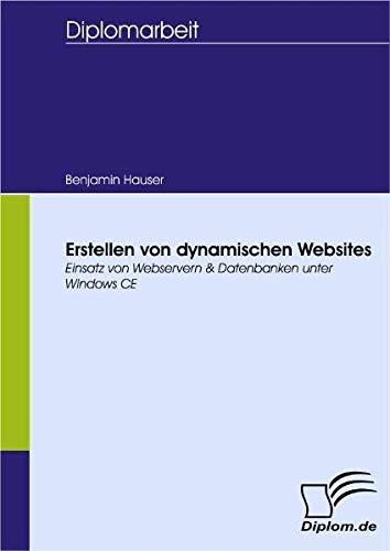 Erstellen von dynamischen Websites