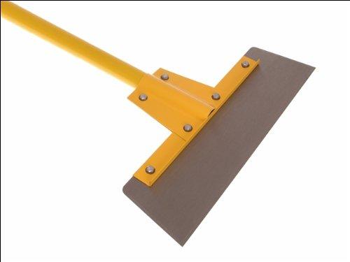 faithfull fshd16 floor scraper 16inch heavyduty fibreglass handle