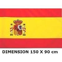 Drapeau Espagne - 150 x 90 cm