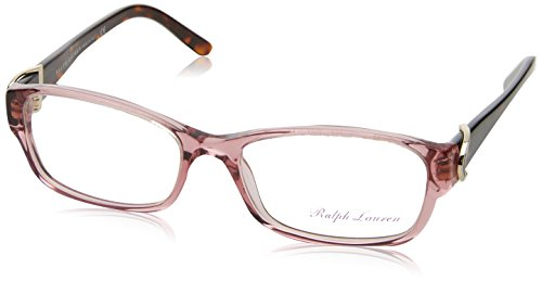 Ralph lauren per donna rl6056 - 5220, occhiali da vista calibro 53