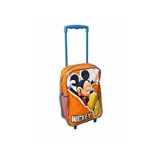 Arte Regal Orange Mickey Mouse Rucksack