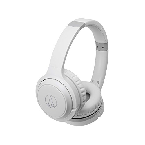 Audio Technica ATH-S200BT Wireless On-Ear Headphones White Best Price and Cheapest