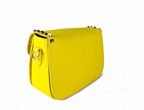 RedFox, Borsa a tracolla donna Yellow