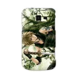 Coque Samsung Galaxy Trend LITE Manga - divers - - bois N -