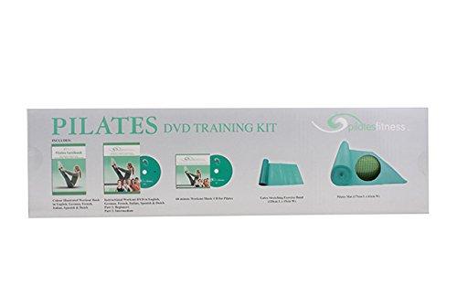 Pilates - DVD-Set idee+spiel Edition 73001000 [Spielzeug] [Spielzeug]
