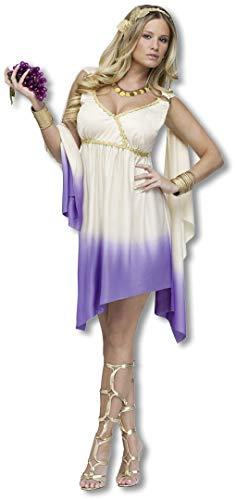 Antike Römerin Kostüm - Horror-Shop Göttin Diana Kostüm M/L 40-42