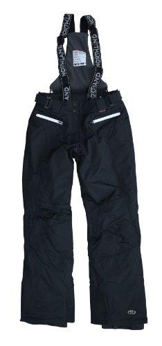 Northland Professional Damen Funktionshose Xen Cardrona L's Ski Pants, black, 44, 02-03751