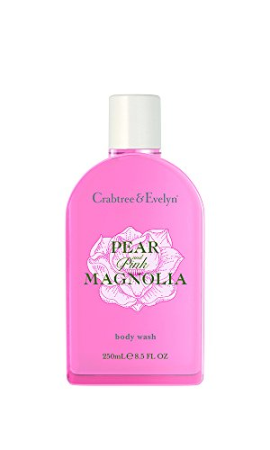 Crabtree & Evelyn Pear and Pink Magnolia Body Wash 250ml