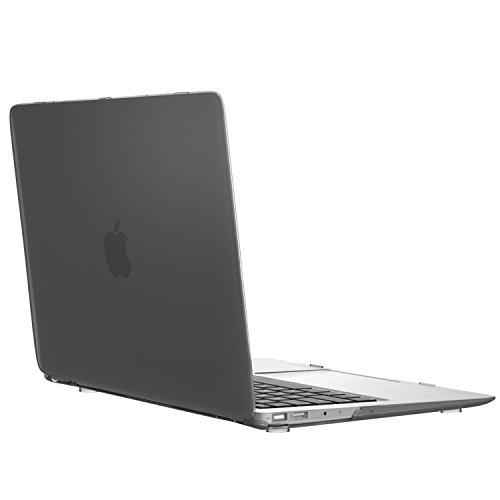 Air Macbook Kuzy (MoKo Hülle für Macbook Air 13 - Schlank Matte Harte PC Schale Schützhülle Case Cover Etui für das neue Apple MacBook Air 13.3