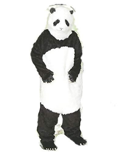 Generique - Panda-Kostüm für Erwachsene Einheitsgröße