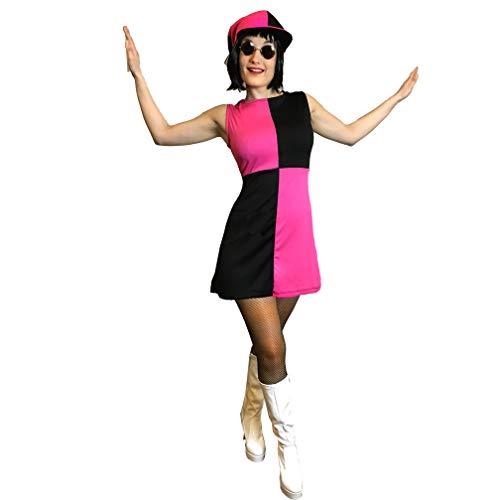 Kostüm Jahre Mod 60er Kleid - sowest 60er Jahre Mod Kleid