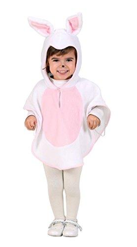 Inception pro infinite costume - coniglietto - peluche - bambini - carnevale - halloween - travestimento - cosplay (3-4 anni)