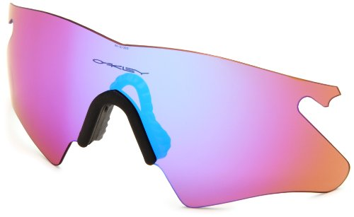 Oakley M-Frame Hybrid S Blue Iridium Replacement Lens Kit (06-234)