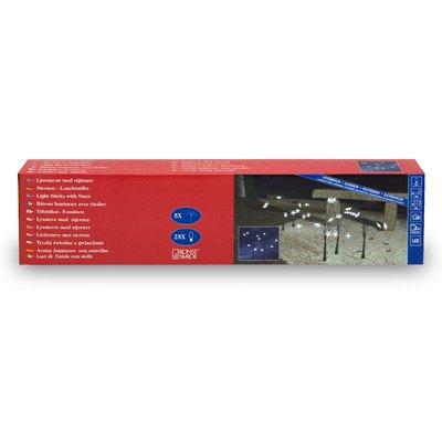 Konstsmide 4053-200Innen/Außen 5lamps LED Beleuchtung Beleuchtung