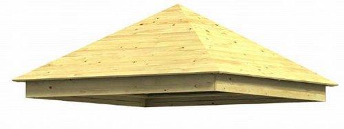 Holzdach Farbe