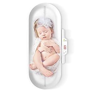 Babywaage Haustierwaage Säuglingswaage,mit Höhenablage (max.70 cm) Genaues Messen des Gewichts (max. 100 kg) ideal für Kleinkinder,Welpen,Katzenund Erwachsene