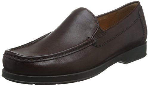 Geox Herren U Dallaghas 2 Fit B Slipper, Braun (DK BROWNC6006), 43 EU
