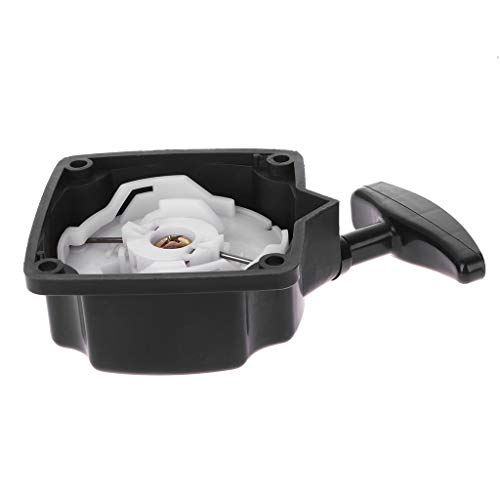 Manyo - Avviatore manuale, mini motore per tosaerba, tirare la maniglia dell'avviamento per motosega/testa di taglio 36 cc 43 cc 49 cc