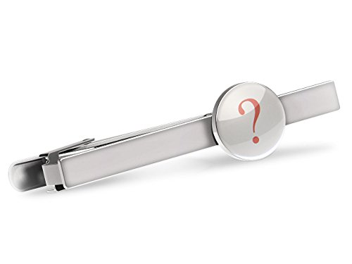 the-riddler-tie-bar-clip-question-mark-tie-clip-with-gift-box