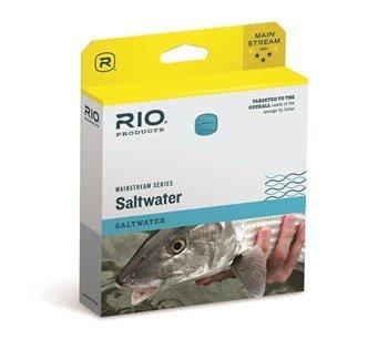 Rio Products Fly Line Grand Public à l'eau salée, Bleu, Wf11F