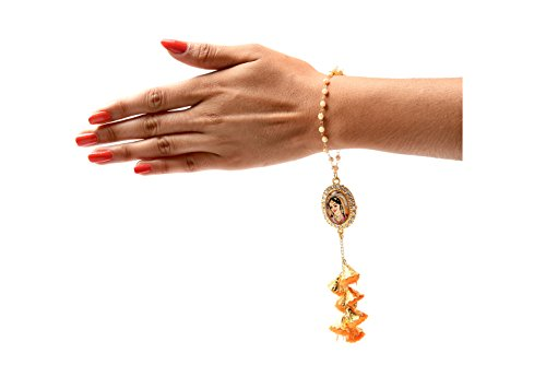 f01b6aa45c58 Shree Ji Designer Chuda rakhi Pearl Chuda Rakhi Bhabhi Rakhi sister in law  bracelet with thread