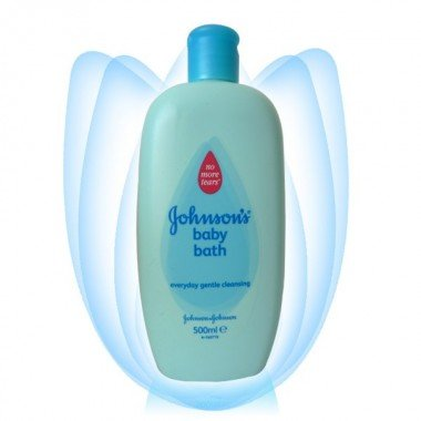 Johnson & Johnson Gel de Baño Niño 500 ml