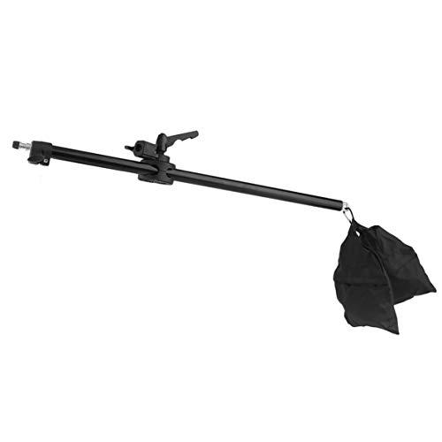Kamera Querarm Halterung Teleskop Boom Arm Studio Foto Stand Top Licht Unterstützung Fotoausrüstung Zubehör
