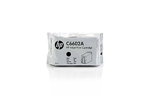 Preisvergleich Produktbild HP Addmaster IJ 6000 - Original HP / C6602A / Tinte Black für Frankiermaschine