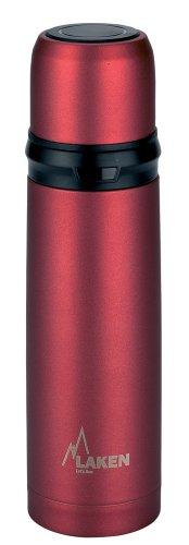 Laken 180050 Thermos, 0,5 litri, colore: rosso