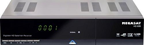 MegaSat 0201085 Twin HD-Receiver 935  mit 500 GB Festplatte