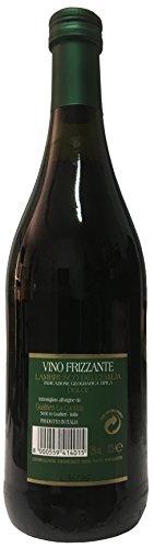 Lambrusco-rosso-dolce-Gualtieri-DellEmilia-IGT-075-L-Vino-Frizzante-Roter-Ser-Perlwein-75-Vol-aus-Italien