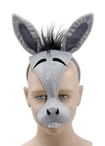 Masque de Déguisement - Animal - Ane + bruit