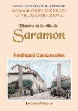 Saramon (Histoire de la Ville de) Depuis le Ixe Siecle