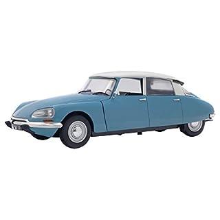 Solido 421184180 Citroen DS Special, 1972, blau, Miniaturmodell im Maßstab 1:18 Modellauto