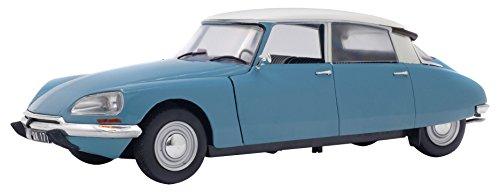 Solido 421184180 Citroen DS Special, 1972, blau, Miniaturmodell im Maßstab 1:18 Modellauto - Modell Citroen
