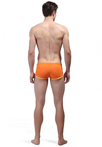 Baofeng Swimwear Herren Badeshort Orange