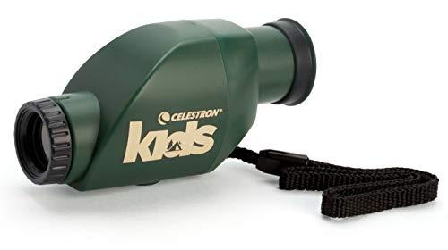Celestron Kids - Telescopio monocular 5 aumentos