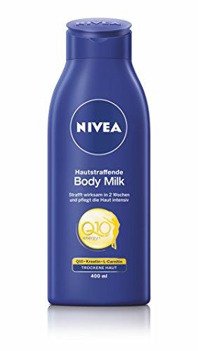 Nivea Hautstraffende Body Milk Q10, 4er Pack (4 x 400 ml)