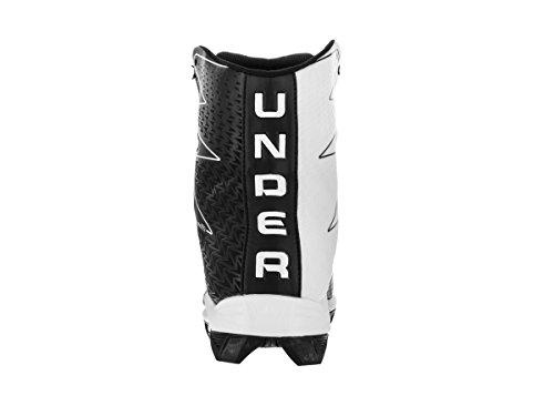 Under Armour Boys UA Highlight RM Jr. Football Cleats Noir