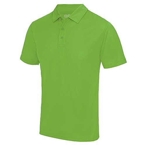 just-cool-herren-funktions-poloshirt-cool-polo-lime-green-l-llime-green