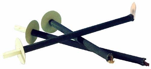 favorit 2029 Hand- und Gartenfackel Durchmesser 3 cm, Länge circa 53 cm