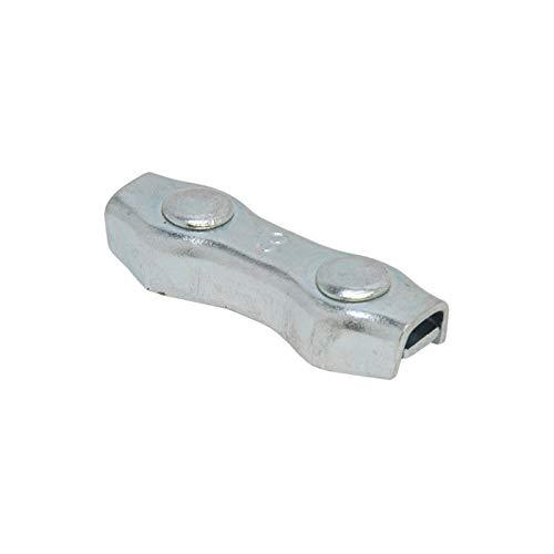 5x connecteurs /à boucle pour rubans de cl/ôture jusqu/à 40mm en acier inox sans bec