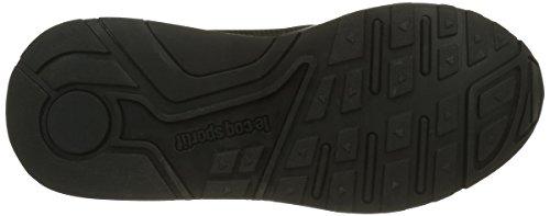 Le Coq Sportif Lcs R900 2 Tones, Baskets Basses Homme Noir (Black)